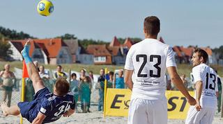 Top 10 Tore des DFB-Beachsoccer-Cup 2013