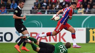 Highlights:  Preußen Münster vs. Bayern München