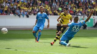 Highlights:   Stuttgarter Kickers vs. Borussia Dortmund