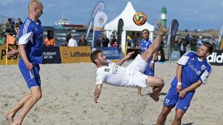 Impressionen vom DFB-Beachsoccer-Cup 2014