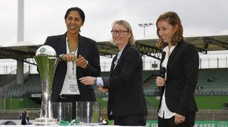 Auslosung der zweiten DFB-Pokalrunde der Frauen
