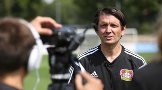 Bayer 04 U19: Interview mit Trainer Peter Hyballa