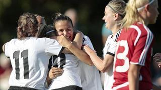 U 16-Juniorinnen: Deutschland vs. Dänemark