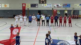 Saisonstart der  Pelada - Futsal - Hessenliga