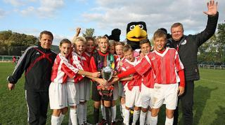 DFB-Schul-Cup 2014 in Bad Blankenburg
