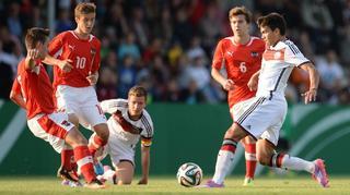 U 16-Junioren: Deutschland vs. Österreich