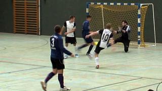 Eröffnung der Futsal Westfalenliga