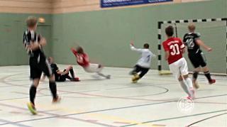WFLV Futsal-Liga : Holzpfosten Schwerte vs.  UFC Münster
