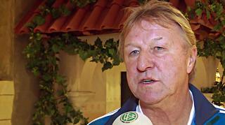 Horst Hrubesch im Interview
