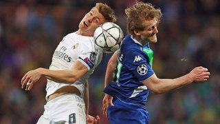 CL: Wolfsburg scheitert an Real Madrid