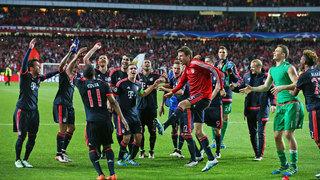 CL: Bayern zieht ins Halbfinale ein