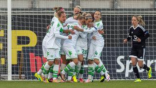 Wolfsburg zieht ins Finale ein