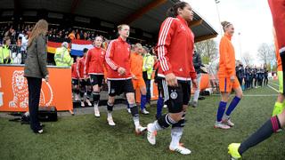 U 15-Juniorinnen verpassen Sieg gegen die Niederlande