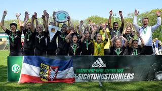 U 14 aus Schleswig-Holstein siegt beim Länderpokal