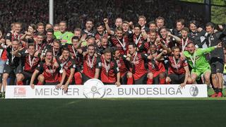 Aufstieg perfekt: Freiburg kehrt in die Bundesliga zurück