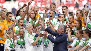 VfL Wolfsburg gewinnt den DFB-Pokal der Frauen zum dritten Mal