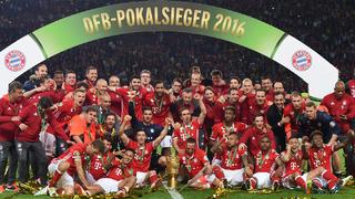 Bayern München gewinnt DFB-Pokal 2016