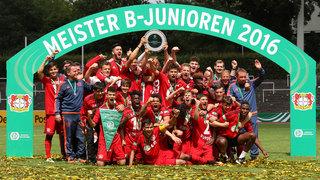 Leverkusen gewinnt die B-Junioren-Meisterschaft