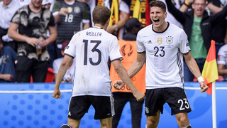 EURO 2016: Nordirland vs. Deutschland