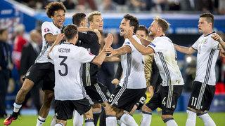 EURO 2016: Deutschland vs. Italien