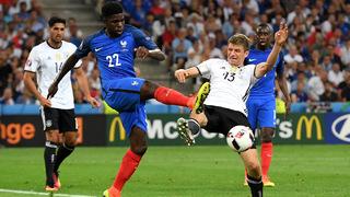 EM-Halbfinale: Deutschland vs. Frankreich