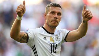 Meilensteine der Karriere von Lukas Podolski