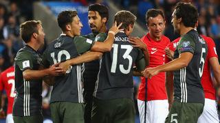 Norwegen vs. Deutschland