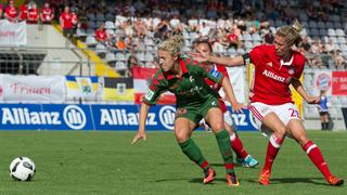 Auftakt der Frauen-Bundesliga