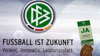 DFB-Bundestag 2013 - Tag 1