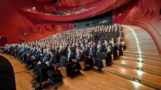 Festakt zum 42. DFB-Bundestag in Erfurt