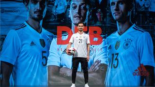 Präsentation des neuen DFB-Trikots