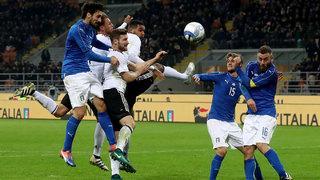 Italien vs. Deutschland
