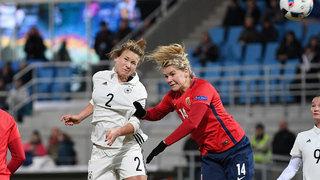 Deutschland vs. Norwegen
