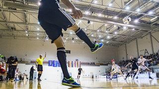 3:3 nach 0:3 - Futsal-Nationalmannschaft mit toller Aufholjagd