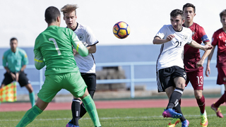UEFA-Turnier: U 16 besiegt Gastgeber Portugal 4:0