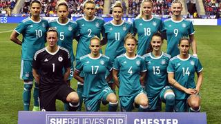 Deutschland unterliegt den USA beim SheBelieves Cup