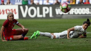 SheBelieves Cup: Deutschland schlägt England