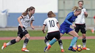 UEFA-Turnier: Niederlage gegen Niederlande