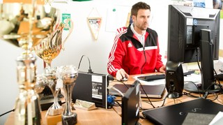 Organisation einer Geschäftsstelle