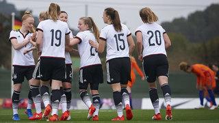 La Manga: Erfolgreicher Start gegen die Niederlande