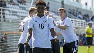 10:1 gegen Armenien: Deutschland landet Kantersieg