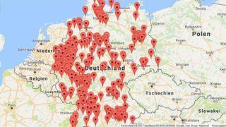 Mädchenfußballbörse auf DFB.de