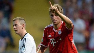 1. Runde im DFB-Pokal - die besten Bilder des Wochenendes