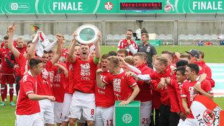 1. FC Köln gewinnt den DFB-Junioren-Vereinspokal 2013