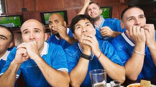 Champions League: Gemeinsam mitfiebern
