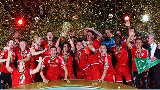 FC Bayern München gewinnt DFB-Pokal 2013