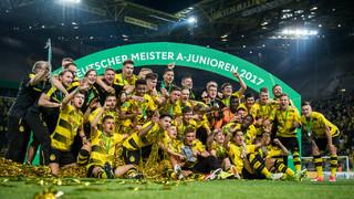 A-Junioren-Finale: Dortmund gegen München