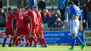 B-Junioren-Halbfinale: Bayern gegen Schalke