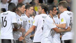 Confed Cup: Deutschland nach 4:1 im Finale