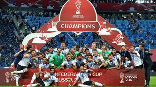Deutschland siegt 1:0 im Confed-Cup-Finale